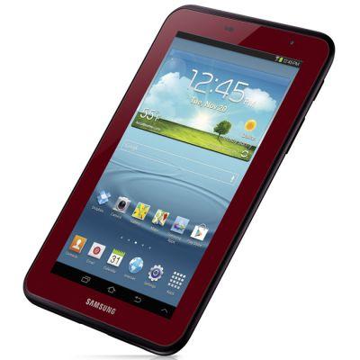 Планшет Samsung Galaxy Tab 7.0 P3100 8Gb (Red) GT-P3100GRASER
