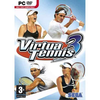 Игра для PC Virtua Tennis 3