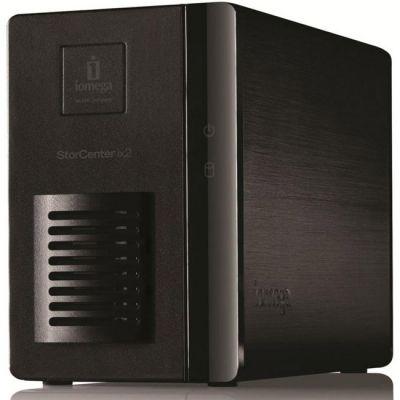 Сетевое хранилище Iomega ix2 Network Storage 2TB (1HD X 2TB) 70A69000EA