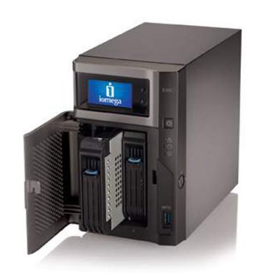 Сетевое хранилище Iomega 36071 px2-300d Network Storage, 0TB Diskless
