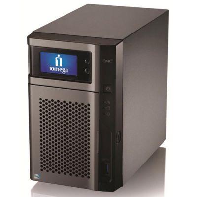 Сетевое хранилище Iomega 36059 px2-300d Server Class, 4TB (2HD x 2TB)