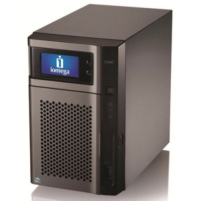 Сетевое хранилище Iomega 36063 px2-300d Server Class, 6TB (2HD x 3TB)