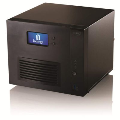 Сетевое хранилище Iomega 35570 ix4-300d Network Storage 12TB (4HD x 3TB)