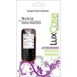 �������� ������ LuxCase ��� Nokia Asha 202/203 (������������) (80427)