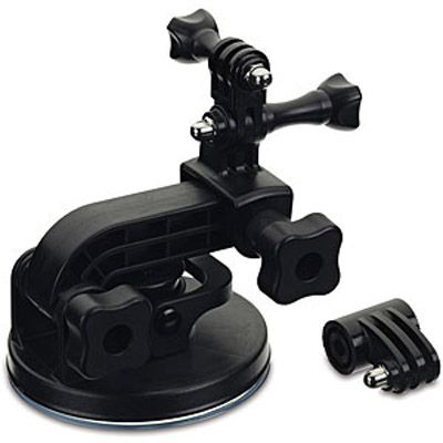 GoPro Крепление присоска Suction Cup Mount 2 AUCMT-301