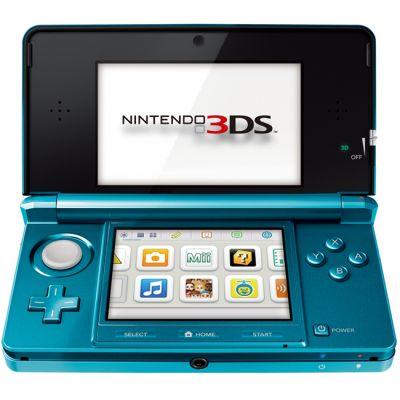 Игровая приставка Nintendo 3DS HW(Aqua Blue)