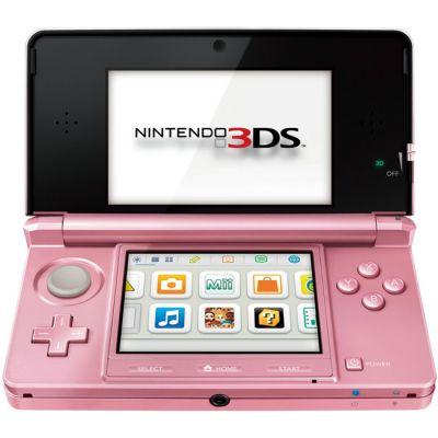 Игровая приставка Nintendo 3DS HW(Coral Pink)