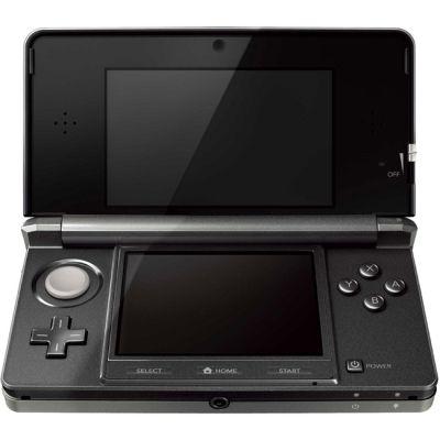 ������� ��������� Nintendo 3DS HW(Cosmos Black)