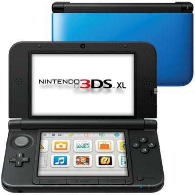 ������� ��������� Nintendo 3DS XL HW(Black + Blue)