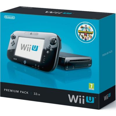 Игровая приставка Nintendo Wii U Premium Pack [Nintendo Land]
