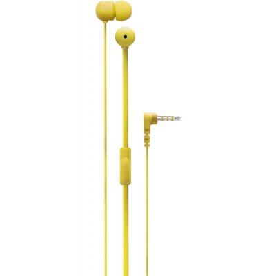 Наушники Degauss Labs spkrs желтые