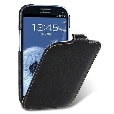����� Melkco Jacka Type ��� Samsung Galaxy siii - ������ (ssgy93lcjt1blkc)