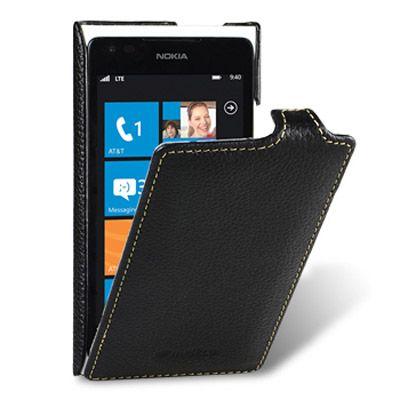 Чехол Melkco jt для Nokia Lumia 900 (NKLU90LCJT1BKLC)