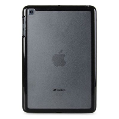 Чехол Melkco для iPad mini - Black / Transparent White