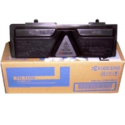 ��������� �������� Kyocera �����-�������� TK-1100 2 100 ���. ��� FS-1110/1024MFP/1124MFP 1T02M10NX0