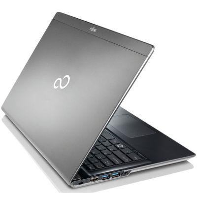 Ноутбук Fujitsu LifeBook UH552 Silver VFY:UH552MPZF2RU