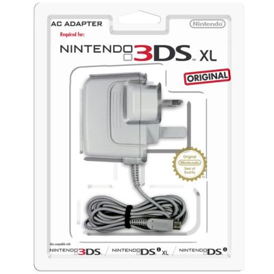 Nintendo �������� ���������� ��� 3DS (Power Supply) (EUR)