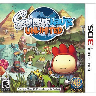 Игра для Nintendo (3DS) Scribblenauts Unlimited