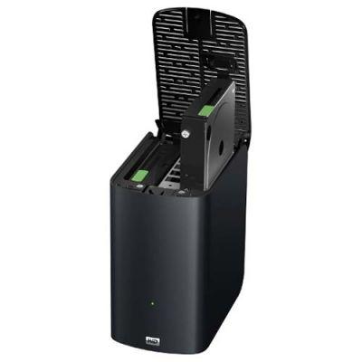 Сетевое хранилище Western Digital WDBVHT0080JCH WDBVHT0080JCH-EESN