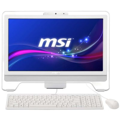 Моноблок MSI Wind Top AE2081G-015X White