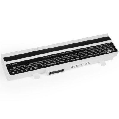 Аккумулятор TopON для asus eee PC 1015PE 1015PED 1015PN 1015PW 1015T 1015B 1016 1215N 1215P 1215T VX6 аккумулятор для 11.1V 4400mAh TOP-1015WHITE