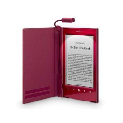 Sony обложка с подсветкой для электронных книг PRS-T2 красный PRSACL22R.WW2 (НА УДАЛЕНИЕ)
