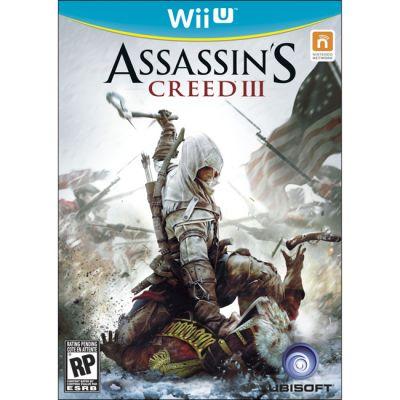 ���� ��� Nintendo (Wii U) Assassin's Creed 3 (RUS)