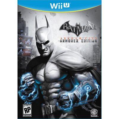 ���� ��� Nintendo (Wii U) Batman Arkham City Armoured edition