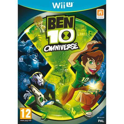 Игра для Nintendo (Wii U) Ben 10: Omniverse [английская версия]