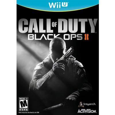 Игра для Nintendo (Wii U) Call of Duty Black Ops 2