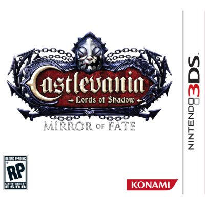 ���� ��� Nintendo (3DS) Castlevania (RUS)