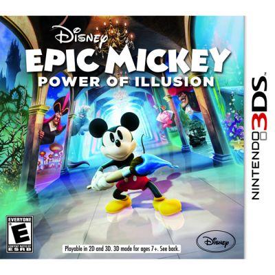 Игра для Nintendo (3DS) Disney Epic Mickey