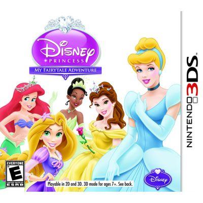 Игра для Nintendo (3DS) Disney Princess
