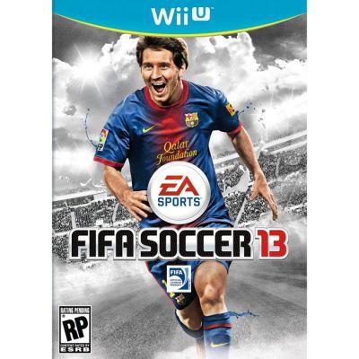 Игра для Nintendo (Wii U) fifa 13 (английская версия)