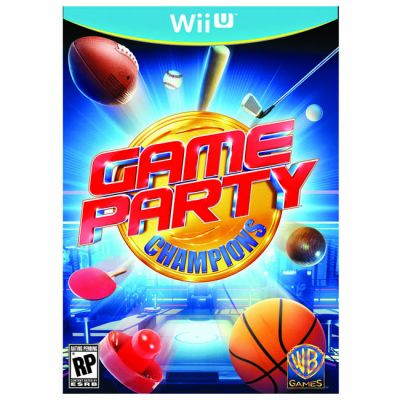 ���� ��� Nintendo (Wii U) Game Party Champions [���������� ������]