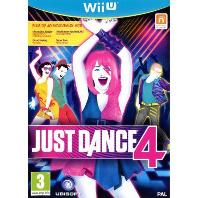 ���� ��� Nintendo (Wii U) Just Dance 4 (EUR)