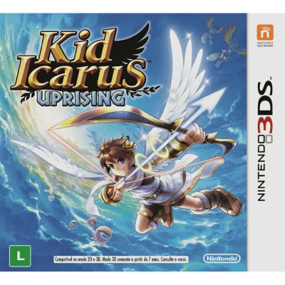 Игра для Nintendo (3DS) Kid Icarus: Uprising