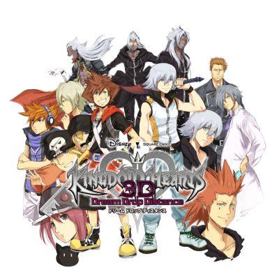 Игра для Nintendo (3DS) Kingdom Hearts