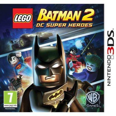 Игра для Nintendo (3DS) lego Batman 2: DC Super Heroes [английская версия]