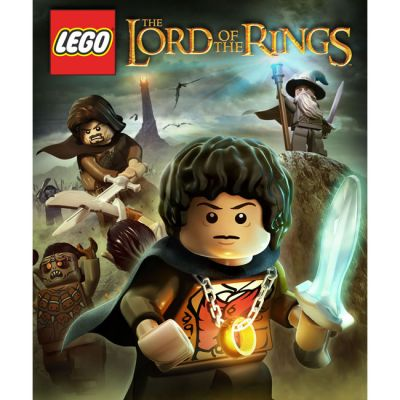 ���� ��� Nintendo (3DS) lego The Lord of the Rings [���������� ������]