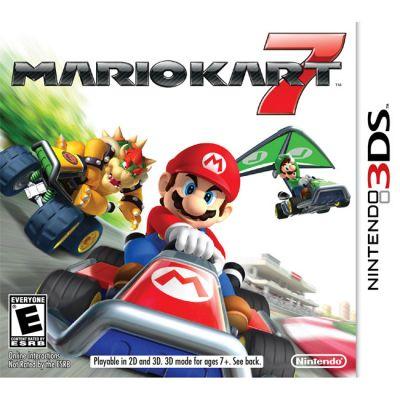 Игра для Nintendo (3DS) Mario Kart 7