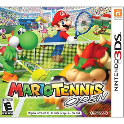 Игра для Nintendo (3DS) Mario Tennis Open