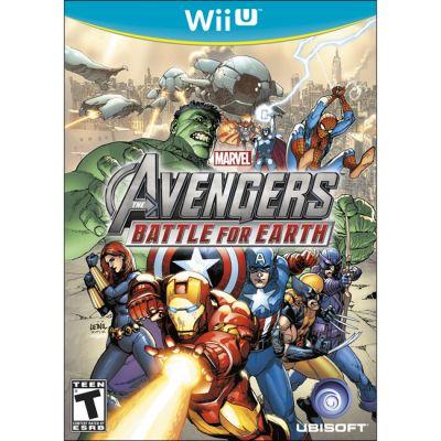 ���� ��� Nintendo (Wii U) Marvel Avengers: Battle for Earth