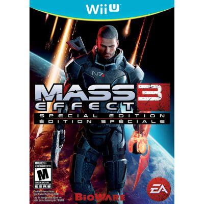 Игра для Nintendo (Wii U) Mass Effect 3 (английская версия)