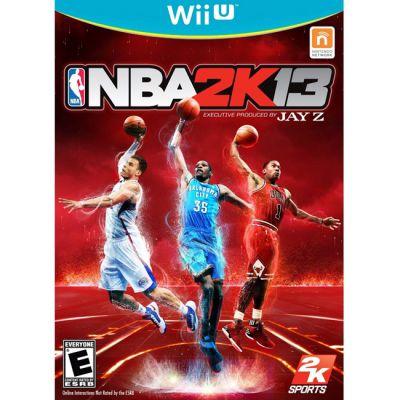 Игра для Nintendo (Wii U) NBA2K13 (английская версия)