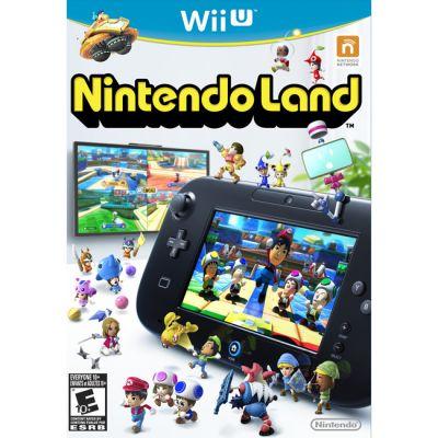 Игра для Nintendo (Wii U) Nintendoland (RUS)