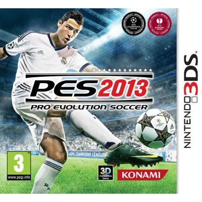 ���� ��� Nintendo (3DS) Pro Evolution Soccer 2013 3D [���������� ������]
