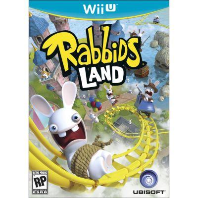 Игра для Nintendo (Wii U) Rabbids Land (RUS)