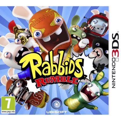 Игра для Nintendo (3DS) Rabbids Rumble