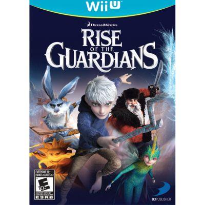 Игра для Nintendo (Wii U) Rise of the guardians